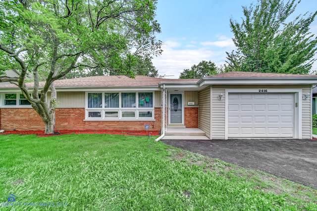 2416 Central Road, Glenview, IL 60025 (MLS #10548039) :: Helen Oliveri Real Estate