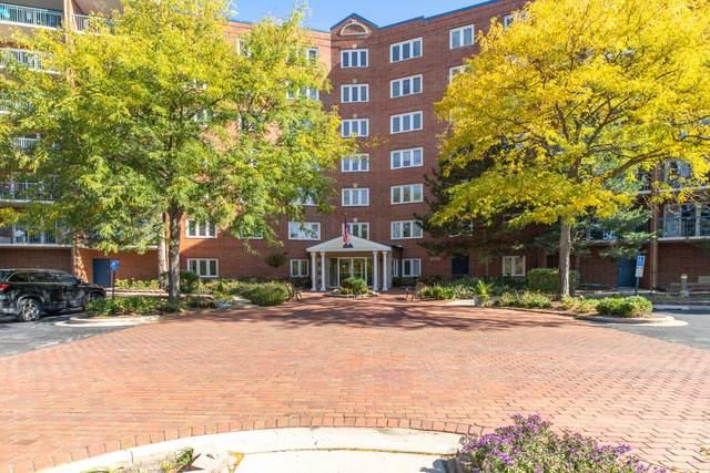 6701 N Milwaukee Avenue #701, Niles, IL 60714 (MLS #10548065) :: Helen Oliveri Real Estate