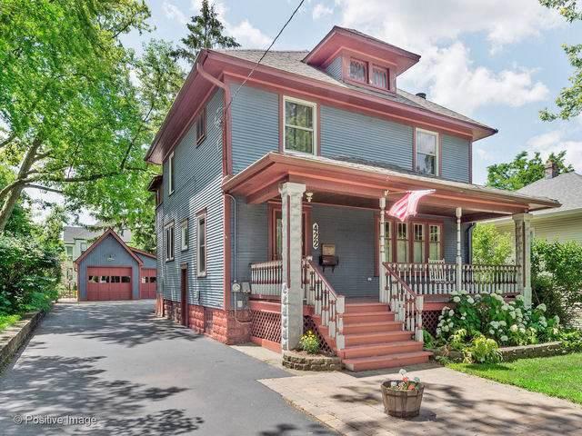 422 E Washington Street, West Chicago, IL 60185 (MLS #10548159) :: Angela Walker Homes Real Estate Group