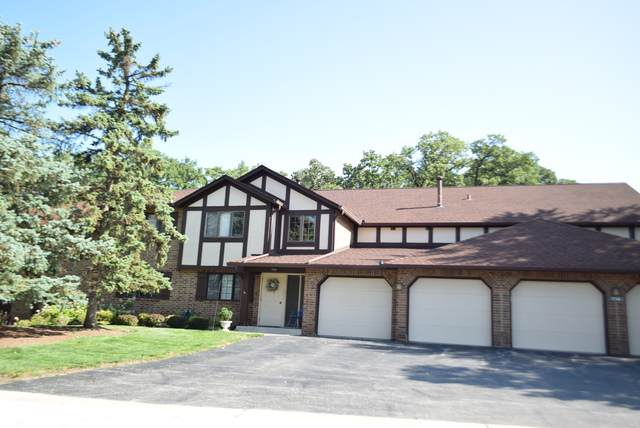 7734 W Foresthill Lane 2DR, Palos Heights, IL 60463 (MLS #10548162) :: The Wexler Group at Keller Williams Preferred Realty