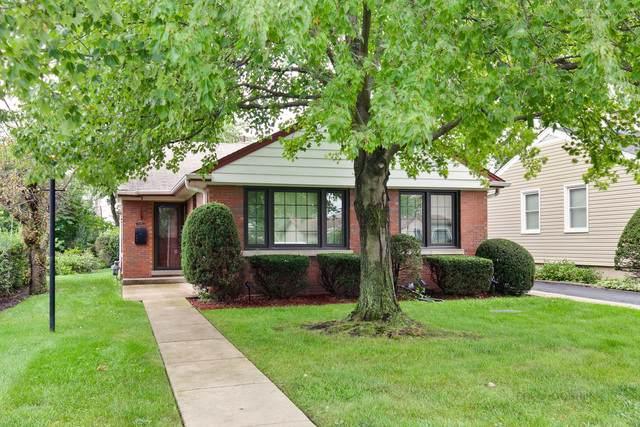 1166 Oakwood Avenue, Des Plaines, IL 60016 (MLS #10548197) :: Helen Oliveri Real Estate