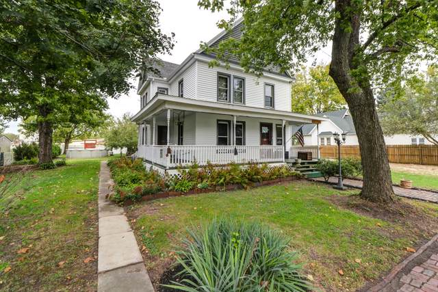 305 N West Street, Mansfield, IL 61854 (MLS #10548225) :: Suburban Life Realty