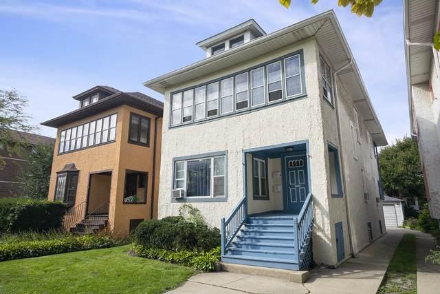 605 N Humphrey Avenue, Oak Park, IL 60302 (MLS #10548270) :: Angela Walker Homes Real Estate Group