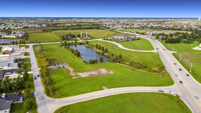 LOT 3 Il Rt 47 Highway, Huntley, IL 60142 (MLS #10548309) :: Lewke Partners