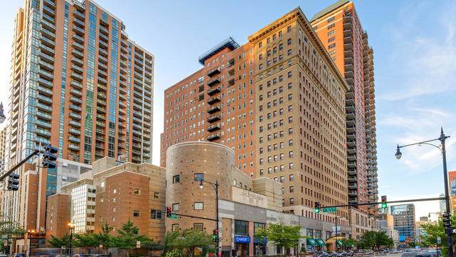 40 E 9th Street #1614, Chicago, IL 60605 (MLS #10548318) :: Berkshire Hathaway HomeServices Snyder Real Estate