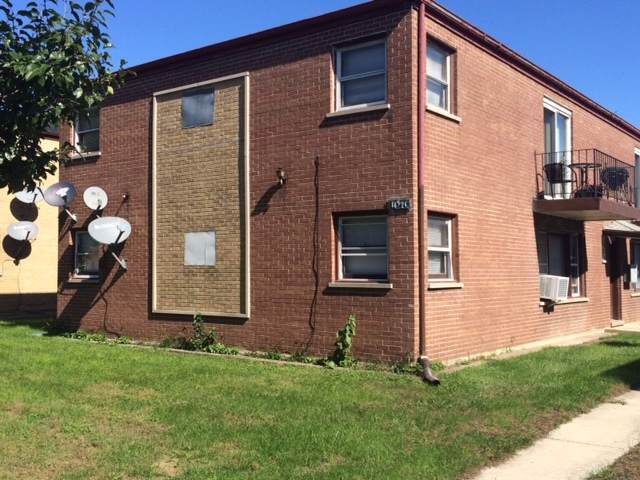 14521 S Richmond Avenue, Posen, IL 60469 (MLS #10548334) :: The Wexler Group at Keller Williams Preferred Realty