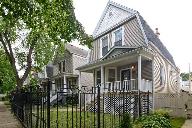 4146 N Central Park Avenue, Chicago, IL 60618 (MLS #10548335) :: Property Consultants Realty