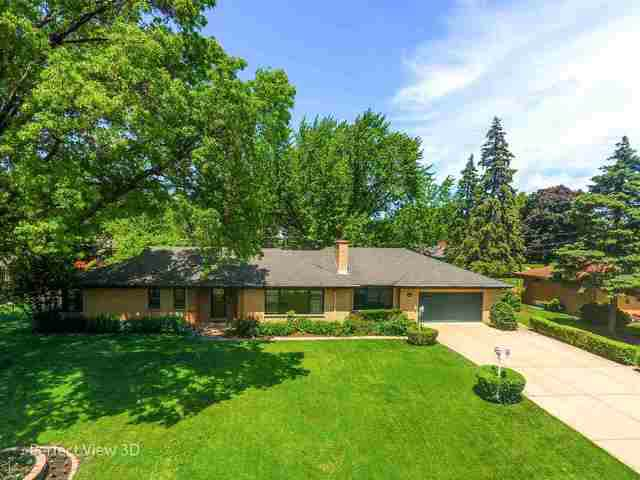 1002 W Gregory Street, Mount Prospect, IL 60056 (MLS #10548344) :: Helen Oliveri Real Estate