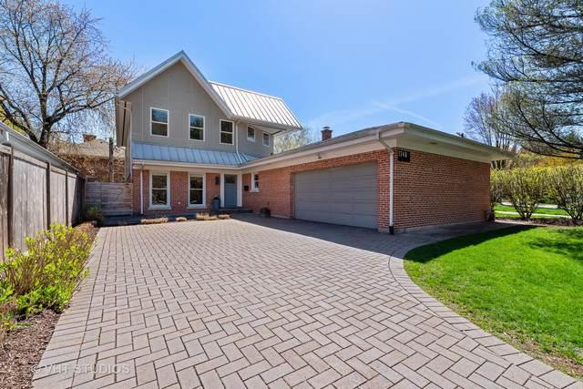1148 Illinois Road, Wilmette, IL 60091 (MLS #10548347) :: Helen Oliveri Real Estate