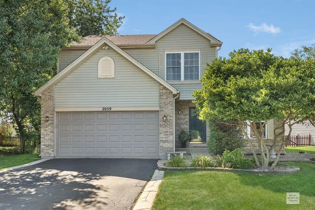 2059 Winding Lakes Drive, Plainfield, IL 60586 (MLS #10548378) :: Property Consultants Realty