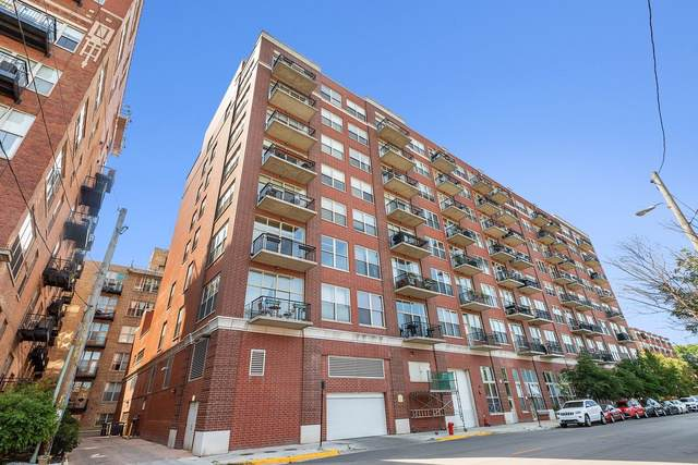 6 S Laflin Street #701, Chicago, IL 60607 (MLS #10548494) :: LIV Real Estate Partners