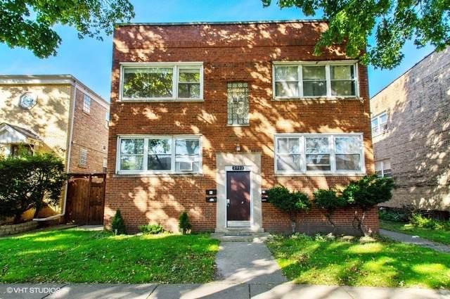 2712 W Catalpa Avenue 2W, Chicago, IL 60625 (MLS #10548495) :: Property Consultants Realty
