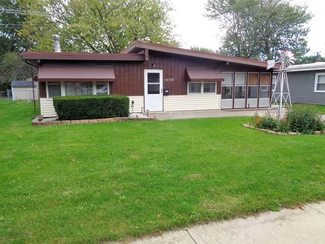 18761 Henry Street, Lansing, IL 60438 (MLS #10548500) :: The Mattz Mega Group