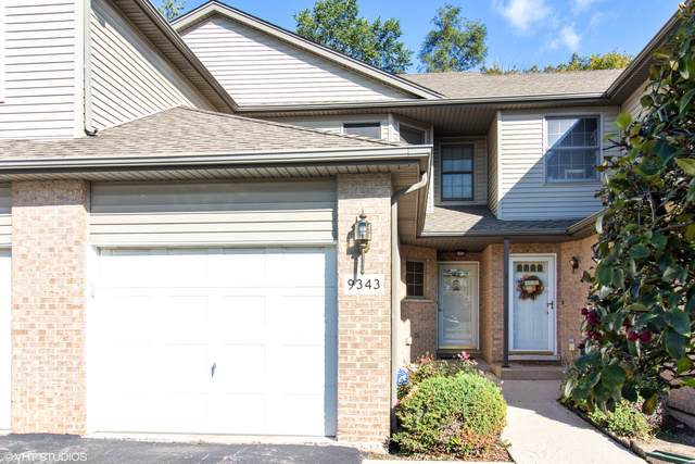 9343 S 79th Court, Hickory Hills, IL 60457 (MLS #10548505) :: Property Consultants Realty
