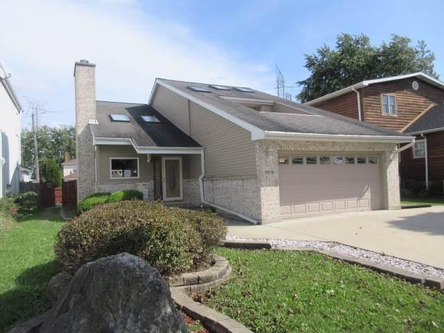 6615 Conrad Avenue, Hodgkins, IL 60525 (MLS #10548508) :: Helen Oliveri Real Estate