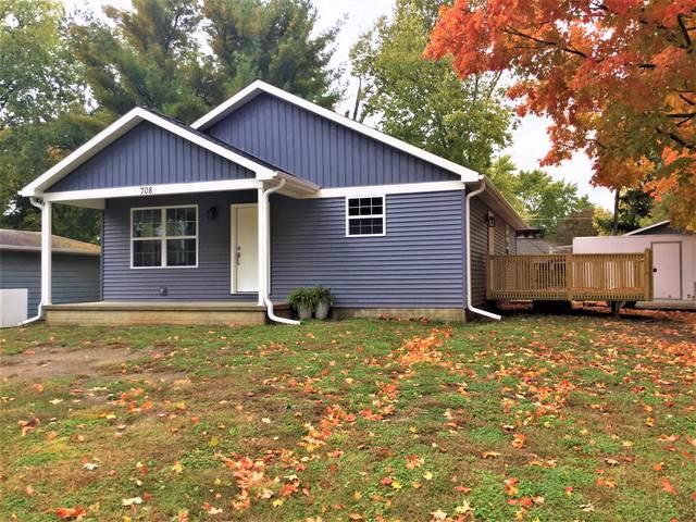 708 E North Street, MONTICELLO, IL 61856 (MLS #10548522) :: Ryan Dallas Real Estate