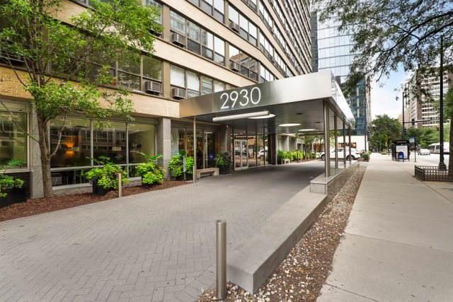 2930 N Sheridan Road #1505, Chicago, IL 60657 (MLS #10548534) :: John Lyons Real Estate