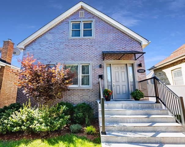 6252 N Nagle Avenue, Chicago, IL 60646 (MLS #10548551) :: Helen Oliveri Real Estate