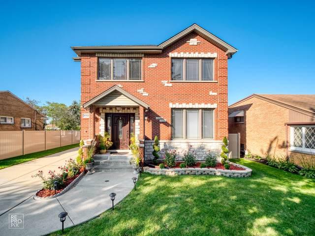 8702 N Olcott Avenue, Niles, IL 60714 (MLS #10548557) :: Helen Oliveri Real Estate