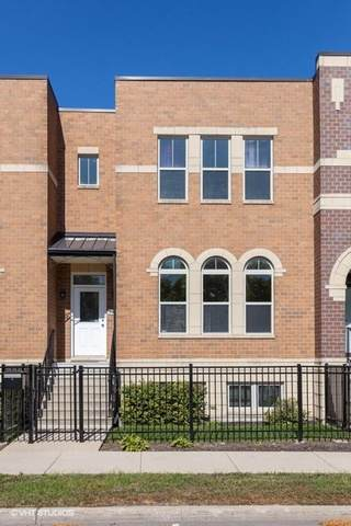 822 E Pershing Road, Chicago, IL 60653 (MLS #10548570) :: Helen Oliveri Real Estate
