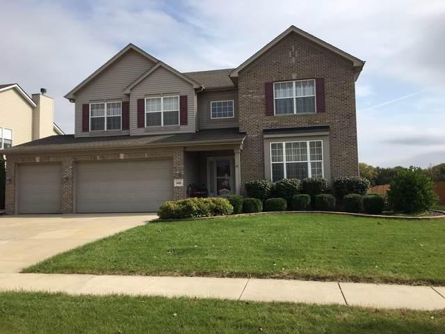 1416 Parkside Drive, Plainfield, IL 60586 (MLS #10548573) :: Century 21 Affiliated
