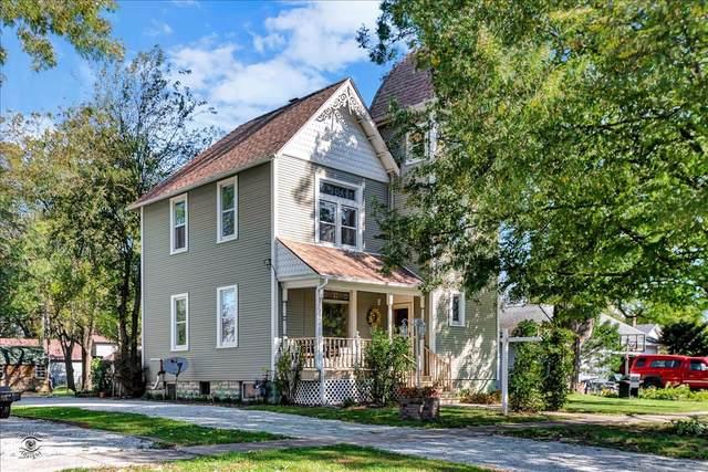 217 E Wilson Street, Peotone, IL 60468 (MLS #10548583) :: John Lyons Real Estate