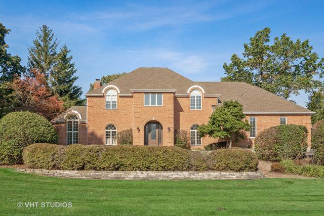712 Milton Road, Inverness, IL 60067 (MLS #10548608) :: The Perotti Group | Compass Real Estate