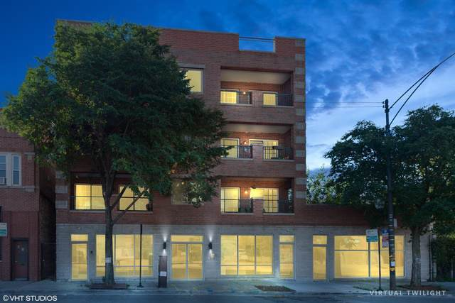 4011 W Fullerton Avenue 4W, Chicago, IL 60639 (MLS #10548632) :: Property Consultants Realty