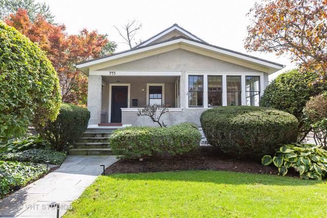 945 Summit Street, Downers Grove, IL 60515 (MLS #10548660) :: Ryan Dallas Real Estate