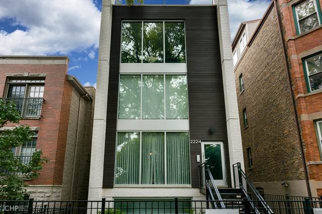 2224 N Seeley Avenue #3, Chicago, IL 60647 (MLS #10548686) :: LIV Real Estate Partners