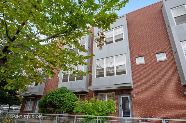 3520 W Belmont Avenue C, Chicago, IL 60618 (MLS #10548688) :: Property Consultants Realty