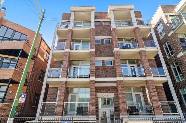 2442 N Clybourn Avenue 4N, Chicago, IL 60614 (MLS #10548690) :: LIV Real Estate Partners