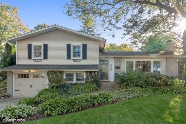 6949 Meadowcrest Drive, Downers Grove, IL 60516 (MLS #10548695) :: Ryan Dallas Real Estate