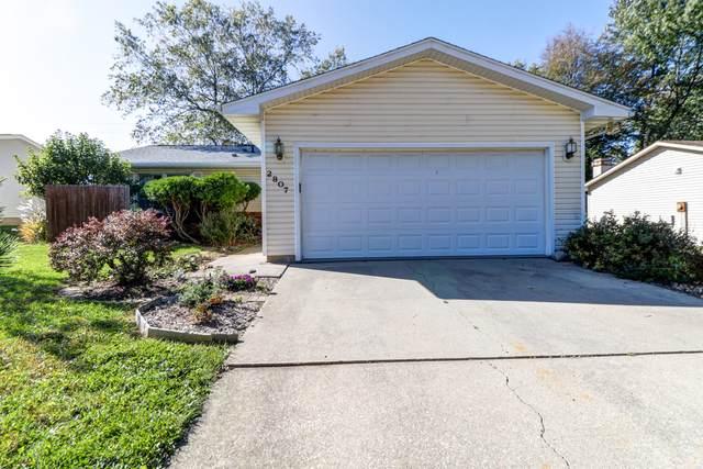 2807 S Myra Ridge Drive, Urbana, IL 61802 (MLS #10548726) :: Littlefield Group