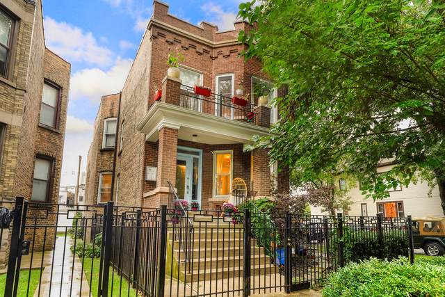 2501 N Francisco Avenue #1, Chicago, IL 60647 (MLS #10548733) :: LIV Real Estate Partners