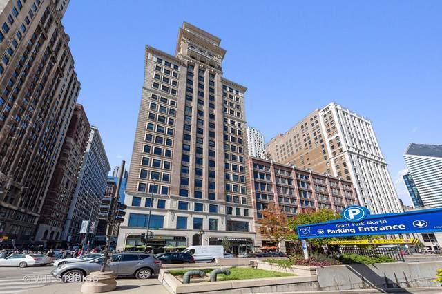 6 N Michigan Avenue #902, Chicago, IL 60602 (MLS #10548738) :: Touchstone Group