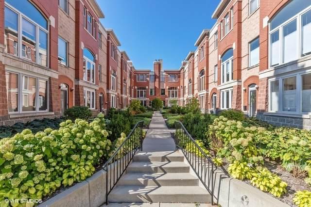 235 S Marion Street D, Oak Park, IL 60302 (MLS #10548744) :: Property Consultants Realty