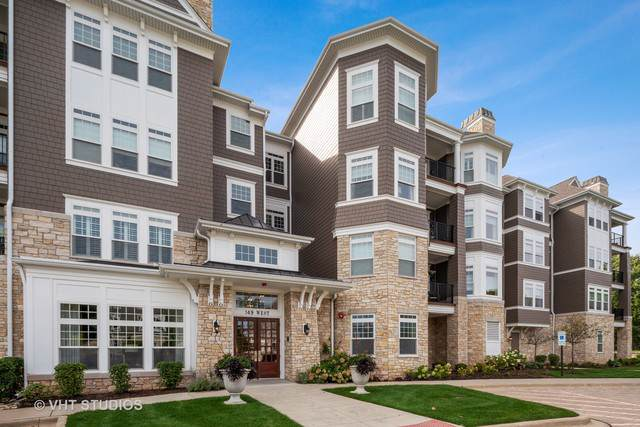 149 W Kennedy Lane #207, Hinsdale, IL 60521 (MLS #10548769) :: Lewke Partners