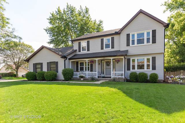 318 Claire Lane, Cary, IL 60013 (MLS #10548826) :: Property Consultants Realty