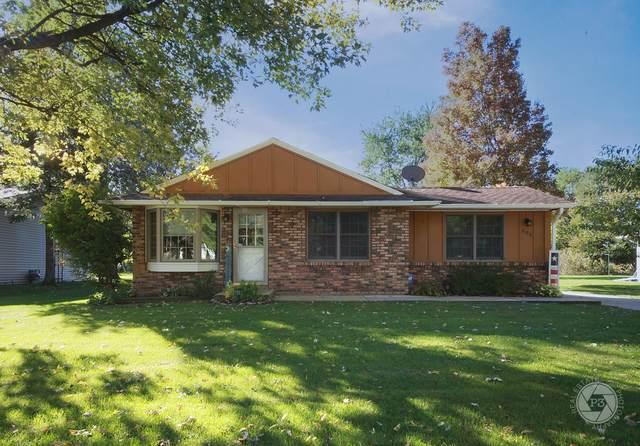 605 Jewett Street, Mazon, IL 60444 (MLS #10548879) :: Suburban Life Realty