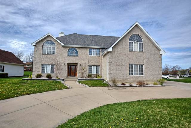 3309 Cumberland Trail, Olympia Fields, IL 60461 (MLS #10548888) :: The Wexler Group at Keller Williams Preferred Realty