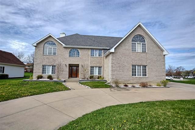 3309 Cumberland Trail, Olympia Fields, IL 60461 (MLS #10548888) :: Century 21 Affiliated