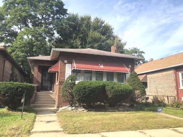 8040 S Harper Avenue, Chicago, IL 60619 (MLS #10548892) :: The Mattz Mega Group