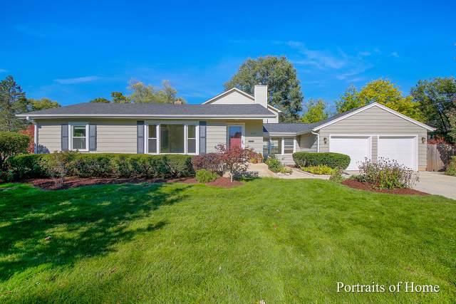 803 E Harrison Avenue E, Wheaton, IL 60187 (MLS #10548896) :: John Lyons Real Estate