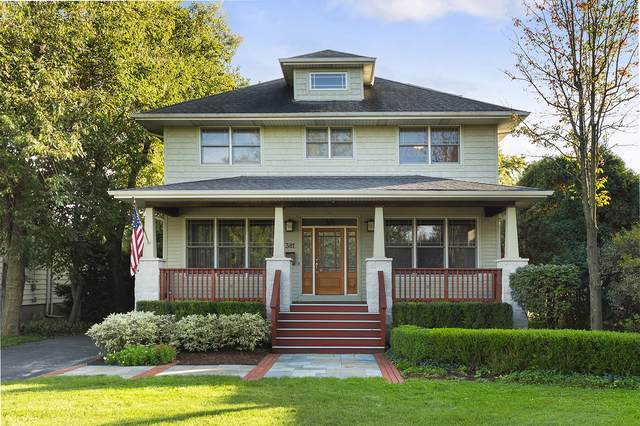 381 Blackhawk Road, Riverside, IL 60546 (MLS #10548914) :: The Wexler Group at Keller Williams Preferred Realty