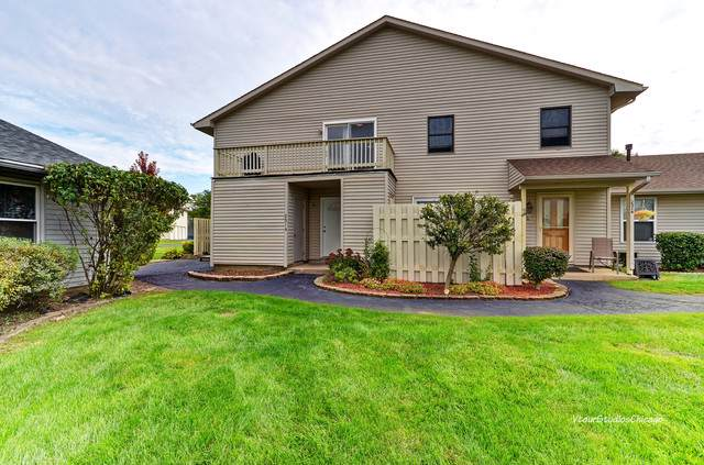 2314 Carnation Drive #2314, Crest Hill, IL 60435 (MLS #10548932) :: Property Consultants Realty