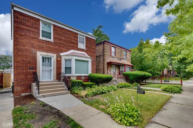 10102 S Vernon Avenue, Chicago, IL 60628 (MLS #10548966) :: Suburban Life Realty