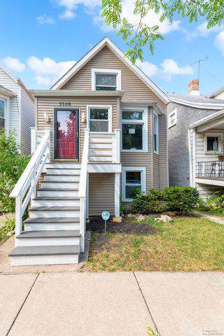 3306 W Cuyler Avenue, Chicago, IL 60618 (MLS #10548969) :: Property Consultants Realty