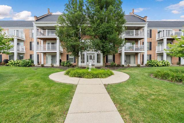 5501 Carriageway Drive 301A, Rolling Meadows, IL 60008 (MLS #10548977) :: The Perotti Group   Compass Real Estate