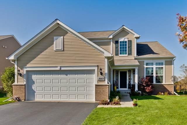 3583 Edgewood Lane, Carpentersville, IL 60110 (MLS #10548987) :: Suburban Life Realty